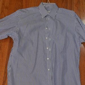 Ermenegildo Zenga dress shirt 16.5/35